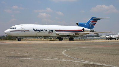 ZS-TRA - Boeing 727-224(Adv)(F) - Tramon Air