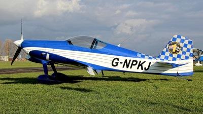G-NPKJ - Vans RV-6 - Private
