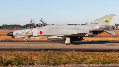 57-8356 - McDonnell Douglas F-4EJ Kai - Japan - Air Self Defence Force (JASDF)