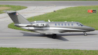 OE-FMJ - Cessna 525 Citation CJ2 - Private