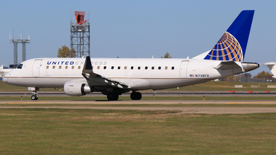 N739YX - Embraer 170-200LR - United Express (Republic Airlines)