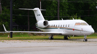 N276GR - Bombardier CL-600-2B16 Challenger 604 - Private