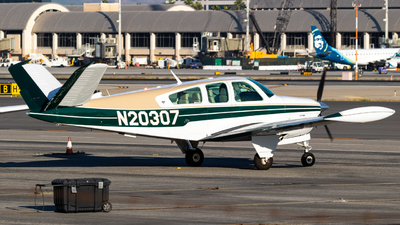 N20307 - Beechcraft V35B Bonanza - Private