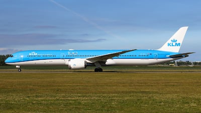 PH-BKC - Boeing 787-10 Dreamliner - KLM Royal Dutch Airlines