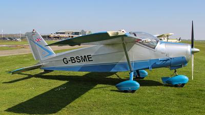 G-BSME - Bolkow Bo208C Junior - Private