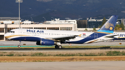 SU-BQC - Airbus A320-232 - Nile Air