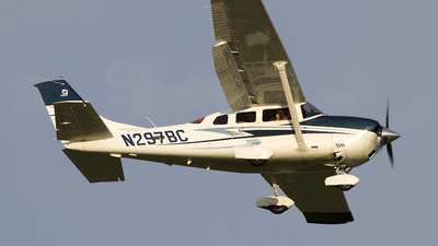 N297BC - Cessna T206H Stationair TC - Private