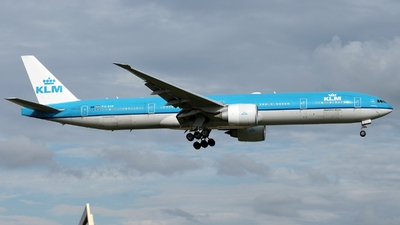 PH-BVF - Boeing 777-306ER - KLM Royal Dutch Airlines
