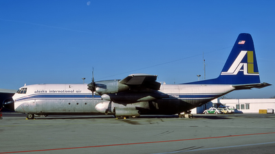 N107AK - Lockheed L-100-30 Hercules - Alaska International Air