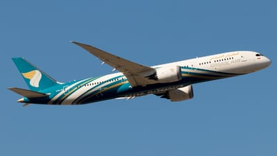 A picture of A4OSH - Boeing 7879 Dreamliner - Oman Air - © Michael E.