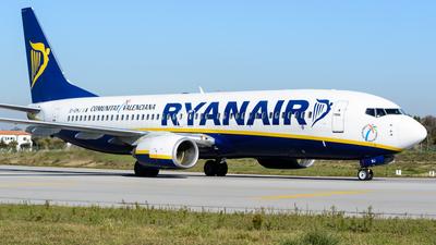 EI-EMJ - Boeing 737-8AS - Ryanair