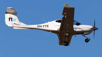 A picture of VHYTE - Diamond DA40 Diamond Star - [40.1046] - © Brandon Giacomin