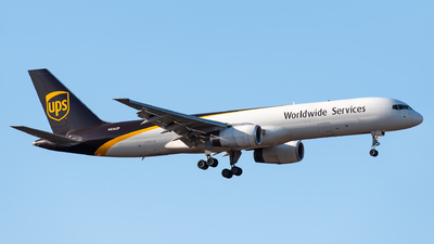N436UP - Boeing 757-24A(PF) - United Parcel Service (UPS)
