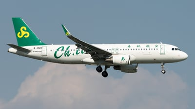 B-1026 - Airbus A320-214 - Spring Airlines