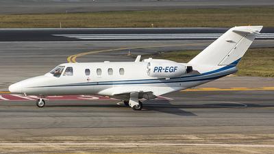 PR-EGF - Cessna 525 Citationjet CJ1 - Private