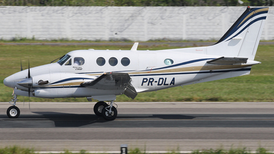 PR-DLA - Beechcraft C90A King Air - Private