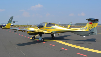 OE-FVI - Diamond DA-42 NG Twin Star - Aviation Academy Austria