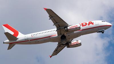 9H-IHH - Airbus A320-232 - Lauda Europe