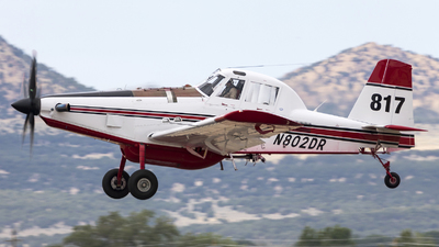 N802DR - Air Tractor AT-802 - Neptune Aviation Services