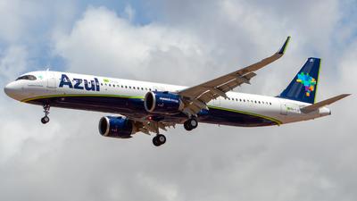 PR-YJD - Airbus A321-251NX - Azul Linhas Aéreas Brasileiras