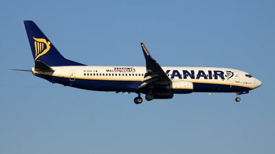 EI-EVV - Boeing 737-8AS - Ryanair