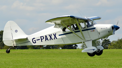 G-PAXX - Piper PA-20-135 Pacer - Private