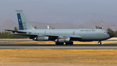 982 - Boeing KC-135E Stratotanker - Chile - Air Force