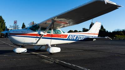 A picture of N1470U - Cessna 172M Skyhawk - [17267137] - © Taylor Kim