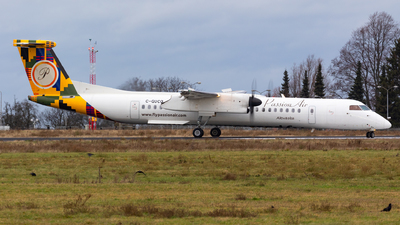 C-GUCQ - Bombardier Dash 8-Q402 - PassionAir
