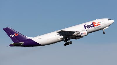 A picture of N742FD - Airbus A300B4622R(F) - FedEx - © OCFLT_OMGcat