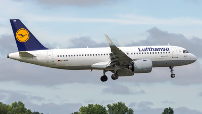 A picture of DAINA - Airbus A320271N - Lufthansa - © Peter Tolnai