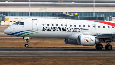 B-3242 - Embraer 190-100LR - Colorful Guizhou Airlines