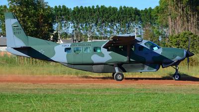 FAB2727 - Cessna C-98A Caravan - Brazil - Air Force