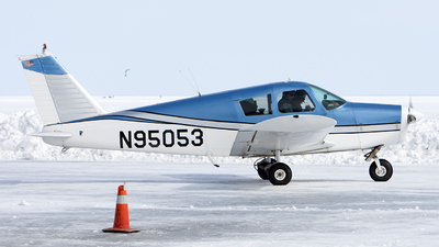 N95053 - Piper PA-28-140 Cherokee B - Private
