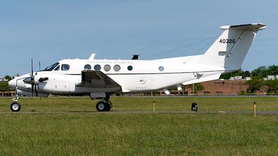 94-00326 - Beechcraft C-12V Huron - United States - US Army
