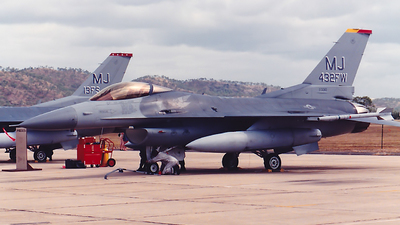 87-0330 - Lockheed Martin F-16C Fighting Falcon - United States - US Air Force (USAF)