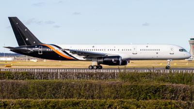 A picture of GPOWH - Boeing 757256 - Titan Airways - © Brandon Hill