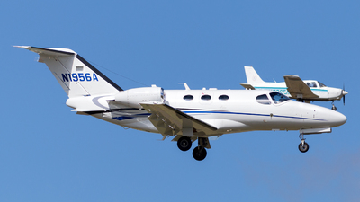 N1956A - Cessna 510 Citation Mustang - Private