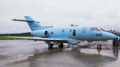 72-3005 - Raytheon U-125A - Japan - Air Self Defence Force (JASDF)