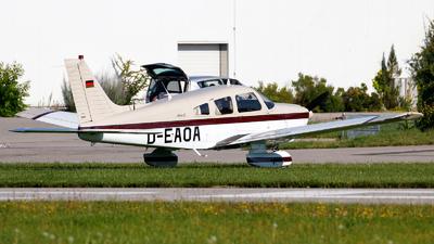 D-EAOA - Piper PA-28-181 Archer II - Private