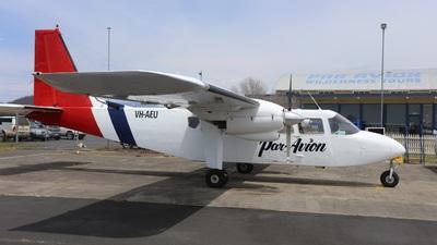 VH-AEU - Britten-Norman BN-2B-20 Islander - Airlines of Tasmania