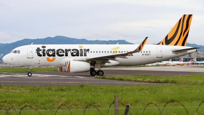 B-50017 - Airbus A320-232 - Tigerair