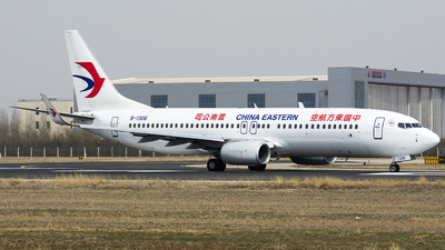 B-1306 - Boeing 737-89P - China Eastern Airlines