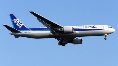 JA8971 - Boeing 767-381(ER) - All Nippon Airways (Air Japan)
