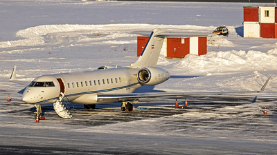 OE-IEO - Bombardier BD-700-1A10 Global Express - Private
