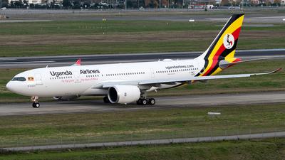 F-WWCI - Airbus A330-841 - Uganda Airlines