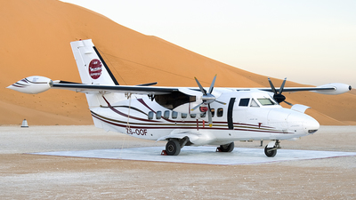 ZS-OOF - Let L-410UVP-E20 Turbolet - Air Express Algeria