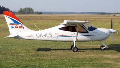 OK-ILS - Tecnam P2008JC - F Air