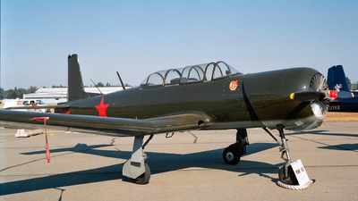 C-GYAK - Nanchang CJ-6A - Private
