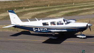 G-AVUZ - Piper PA-32-300 Cherokee Six - Private